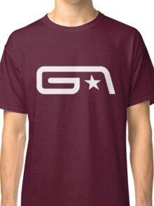 Groove Armada White Logo Classic T-Shirt