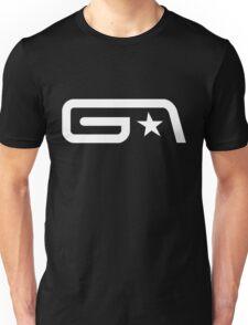 Groove Armada White Logo Unisex T-Shirt