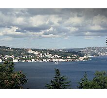 Bosphorus,ISTANBUL(Turkey) Photographic Print