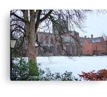 Chester Cathedral, UK Canvas Print