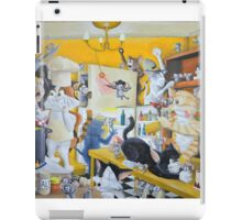 Chaos in the Kitchen iPad Case/Skin