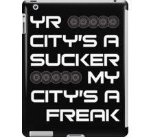 Yr City's A Sucker - LCD Soundsystem iPad Case/Skin