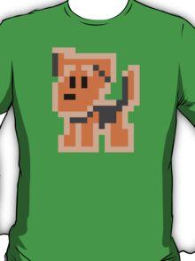 8-Bit Airedale Terrier T-Shirt