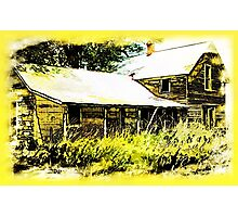 Old Home Place Photographic Print