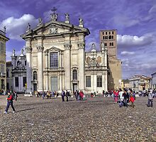 St. Peter Cathedral - Mantova by paolo1955