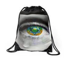 Israeleye Drawstring Bag