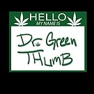 Dr. Green Thumb by vicmvarela