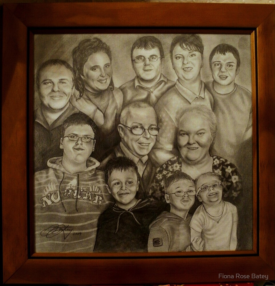 Group commission. by Fiona Rose Batey