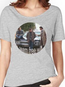 Team Free Will Women's Relaxed Fit T-Shirt