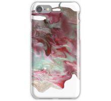 Peppermint Strawberry Orgasm iPhone Case/Skin
