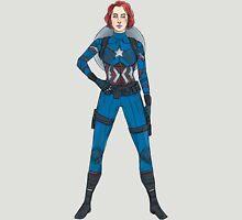 Captain Widow Unisex T-Shirt