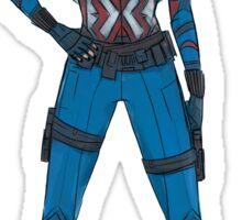 Captain Widow Sticker
