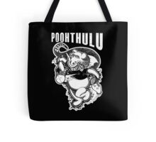 Poohthulu: Winnie the Pooh Meets Cthulu Tote Bag