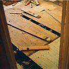 Floorboards (Abandoned Nursing Home) by Matt Roberts