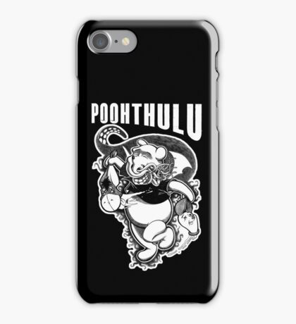 Poohthulu: Winnie the Pooh Meets Cthulu iPhone Case/Skin