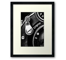 OnePhotoPerDay series: 014 by L. Framed Print