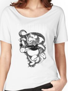 Poohthulu: Winnie the Pooh Meets Cthulu Women's Relaxed Fit T-Shirt