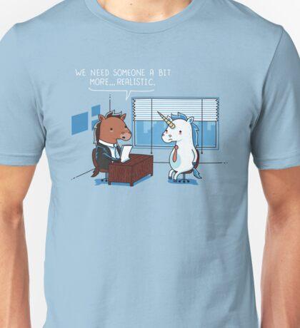 Realistic Unisex T-Shirt