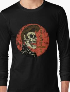 Psychobilly Rules Long Sleeve T-Shirt