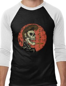 Psychobilly Rules Men's Baseball ¾ T-Shirt