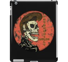 Psychobilly Rules iPad Case/Skin