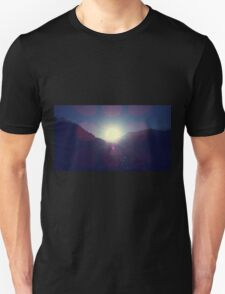Sunrise at Lachung valley T-Shirt