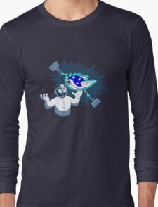 The Mad Scientist Long Sleeve T-Shirt