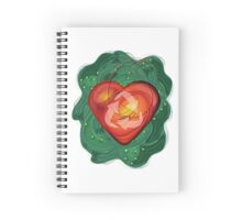 Heart for Recycling Spiral Notebook