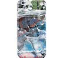 Mandala watersbreak, 2014 iPhone Case/Skin