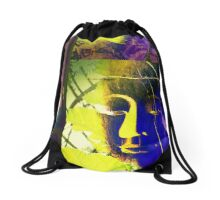 Buddha_6891 Drawstring Bag