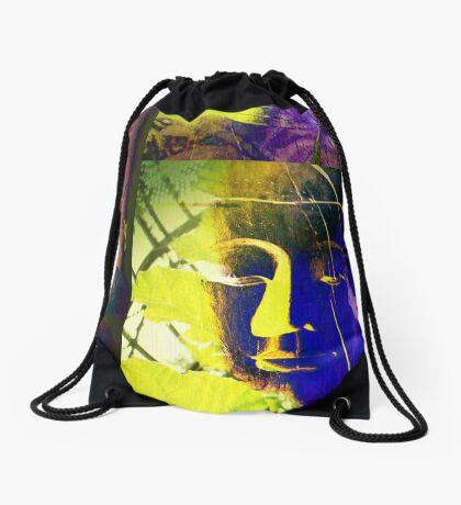 Buddha_6891 Drawstring Bag