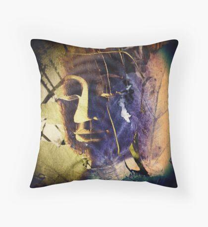 Buddha_6890 Throw Pillow