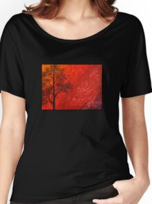 Autumn Wind Women's Relaxed Fit T-Shirt