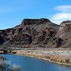Owyhee River by Jim Terry
