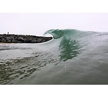 The Wedge Photographic Print