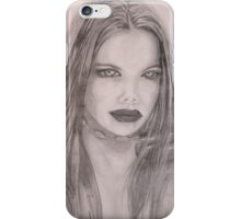 Mystery Lady iPhone Case/Skin
