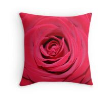 Silken Beauty Throw Pillow
