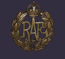 RAF Cap Badge Unisex T-Shirt