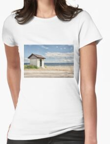 Greenwich Point Womens Fitted T-Shirt