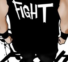 Fight Owens Fight fanart Sticker
