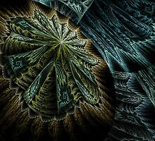 Clam Nebula by Virginia N. Fred