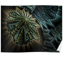 Clam Nebula Poster