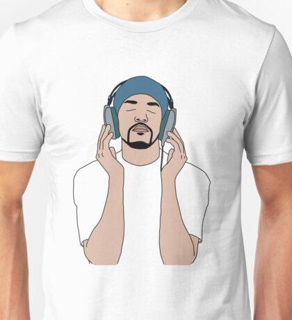 Craig David, Album Cover, Born to do it Unisex T-Shirt