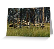 Peaceful Place - NSW Greeting Card