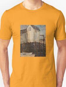 Sea Side Village Unisex T-Shirt