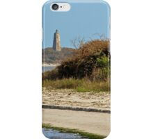 """""""Old Baldy"""" Lighthouse iPhone Case/Skin"""