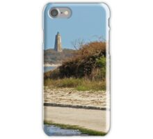 """Old Baldy"" Lighthouse iPhone Case/Skin"