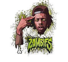 Meechy Darko Flatbush Zombies Photographic Print
