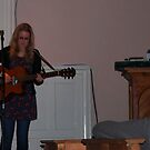 Eilidh Patterson at the Bronte by oulgundog