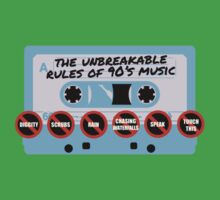 The Unbreakable Rules Of 90's Music Kids Clothes